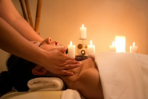 full body massage london